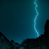 September Thunderstorm